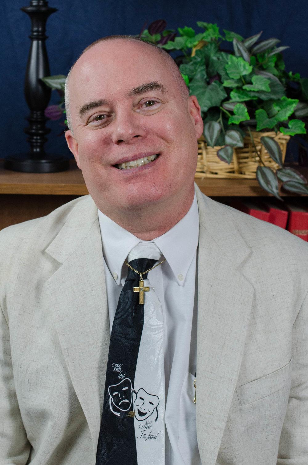 Rev. Dr. Robert Prescott-Ezickson