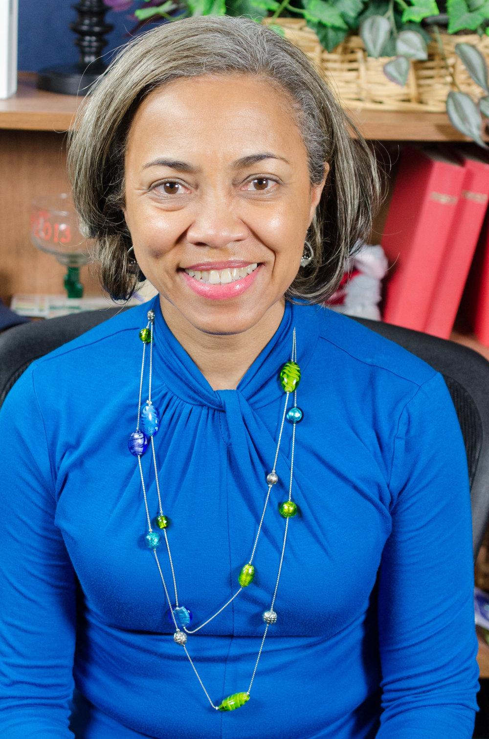 Rev. Gina Jacobs-Strain