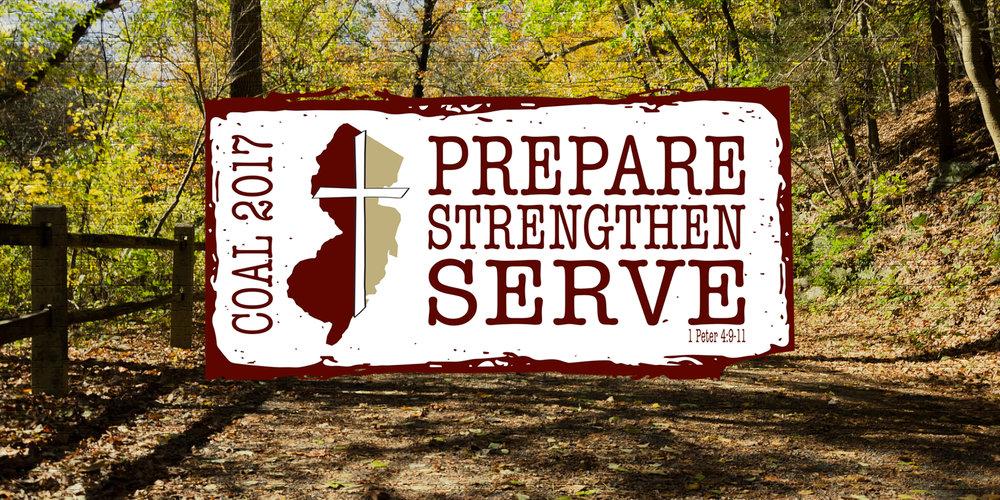 Coal 2017: Prepare, Strengthen, Serve