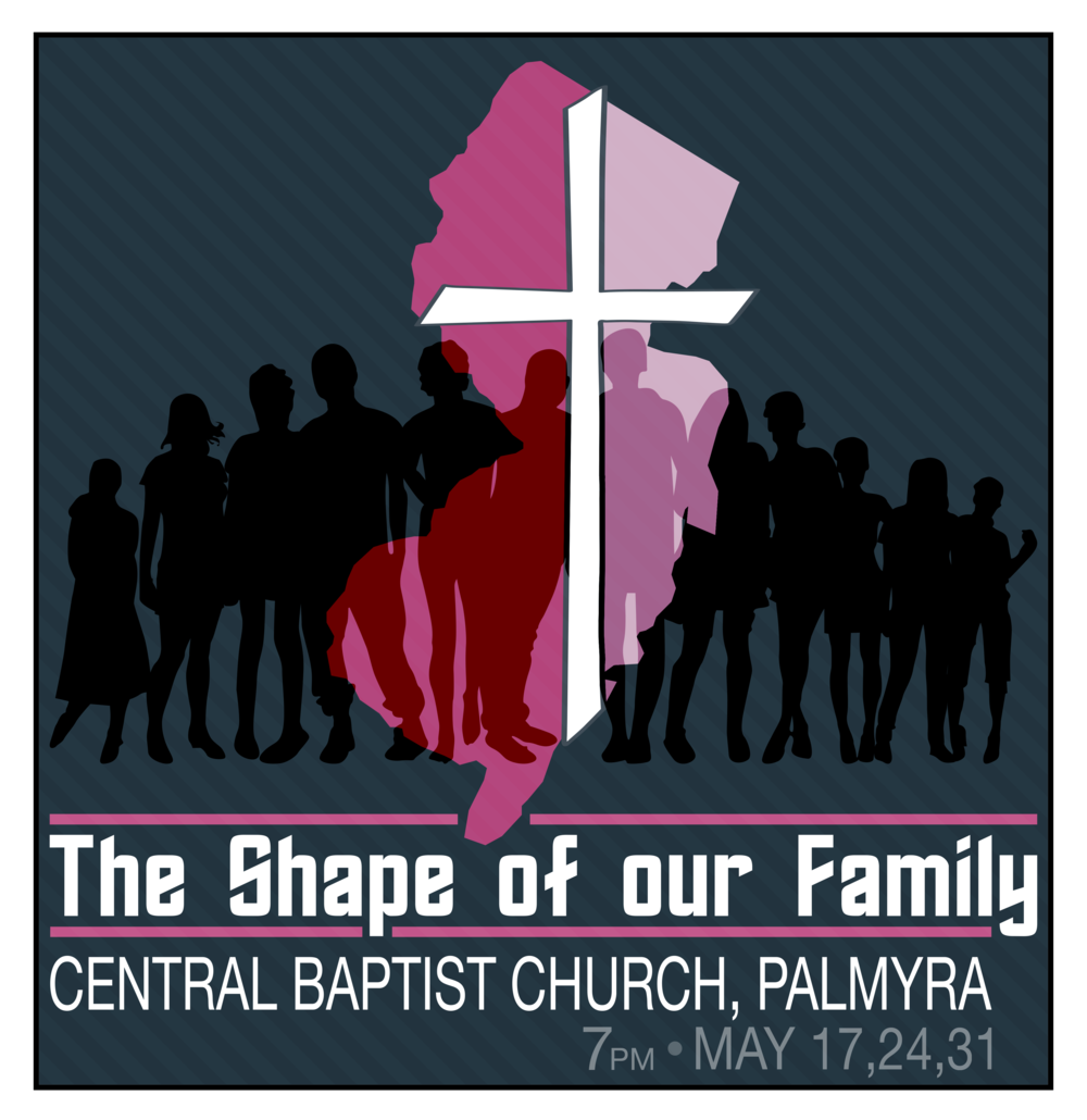 The Shape Of Our Family Logo