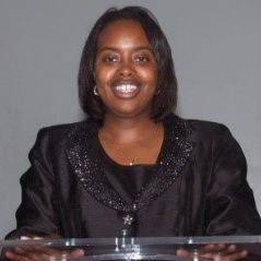 Rev. Natasha Rouse  Founder of Women at the Well Ministries
