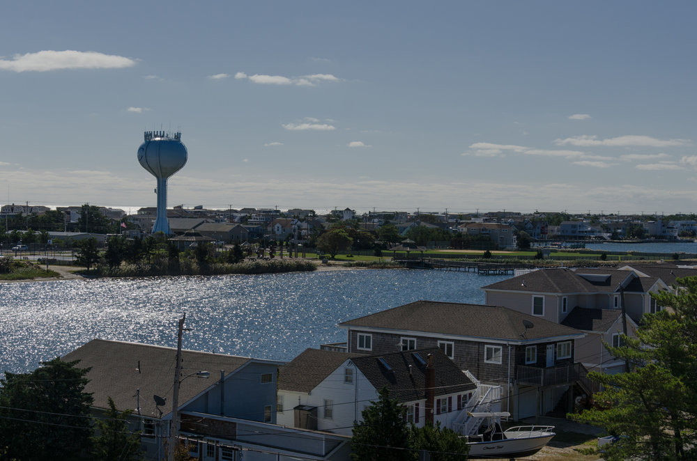 View from Harvey Cedars