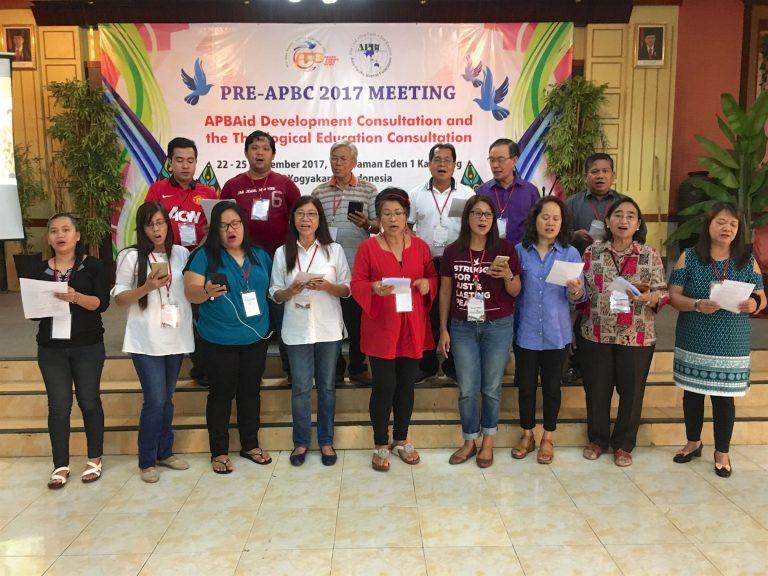 ABPF Delegates