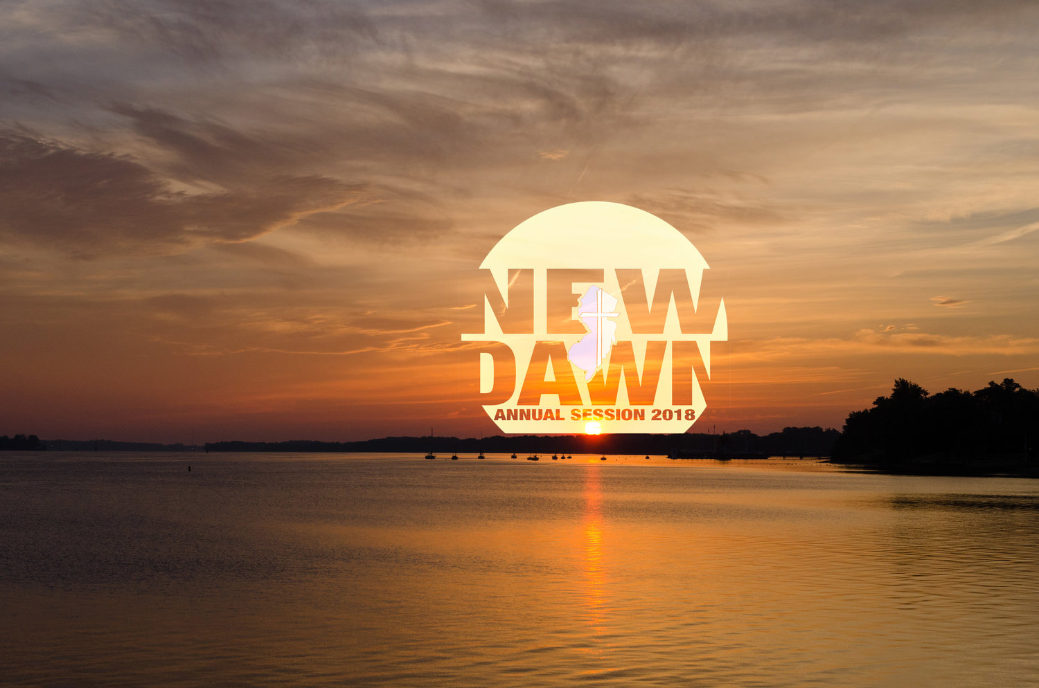 Get Ready For A New Dawn - Annual Session 2018