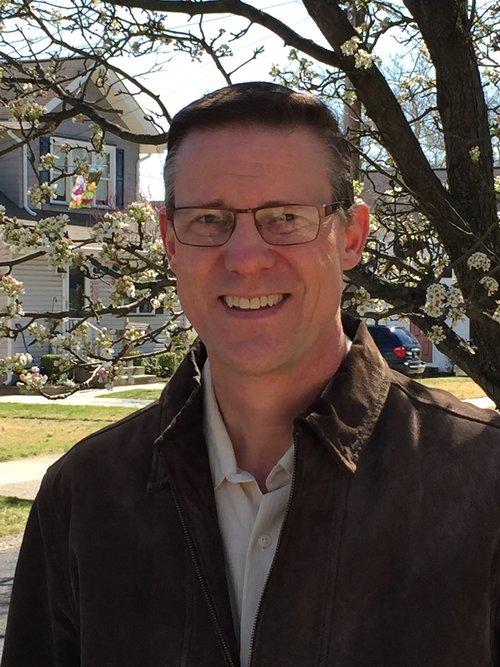 Rev. Eric Hoheisel