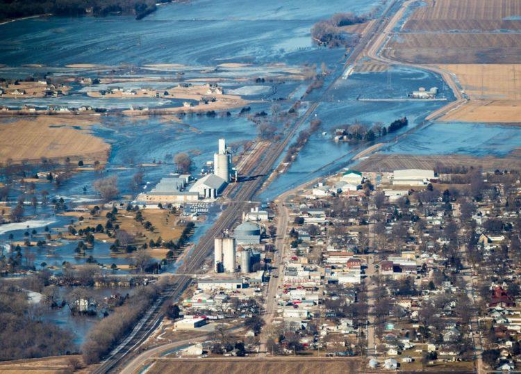 Historic Flooding in Nebraska