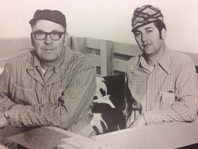 Left:  Francis J.Seubert   Right: Terry J. Seubert