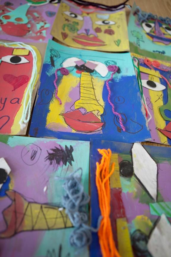 Picasso Self Portraits -