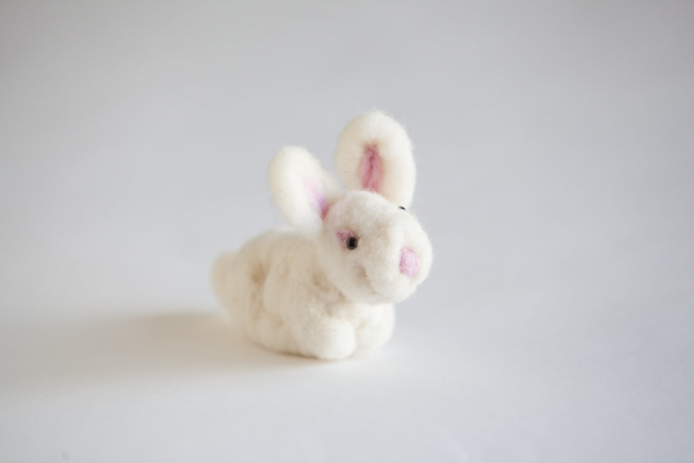 Needle Felting - We have a wide variety of 3D options