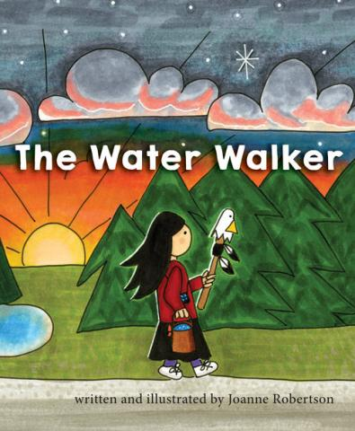 Joanne Robertson has helped Grandmother Josephine Mandamin organize her water walks, and transformed that experience into this beautiful picture book.