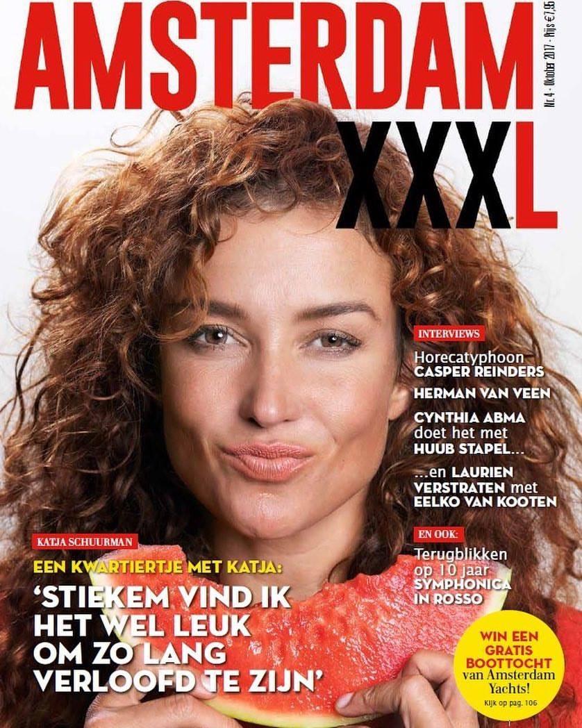 Cover Amsterdam XXXL