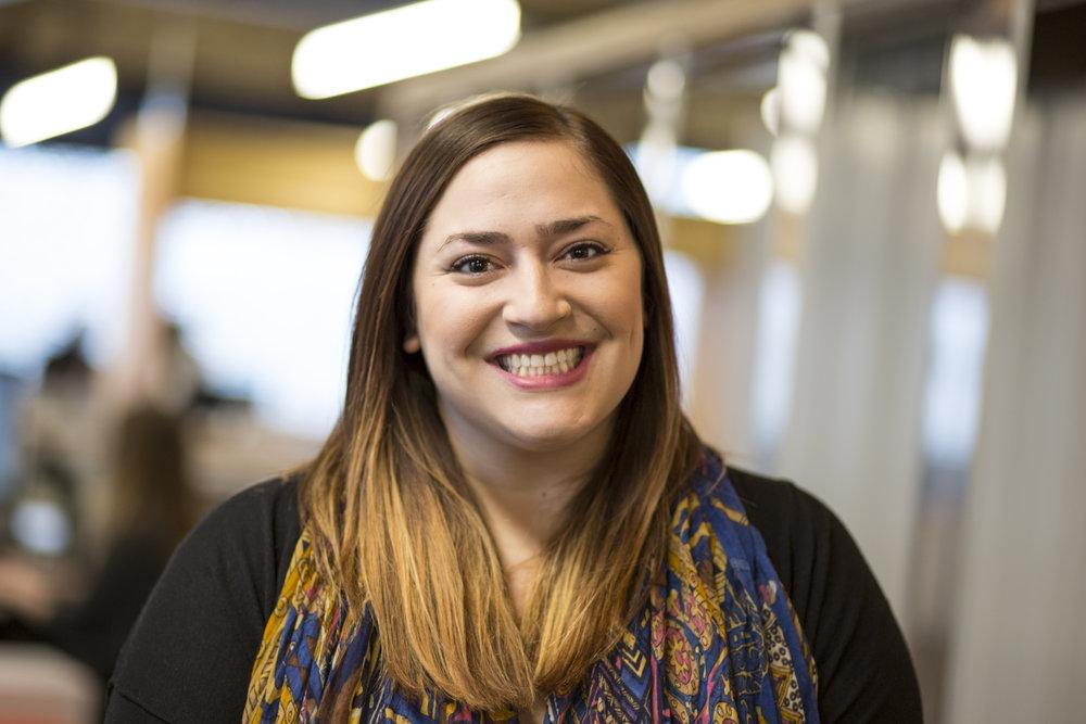 Katie Cornet <br />Event & Special Projects Coordinator