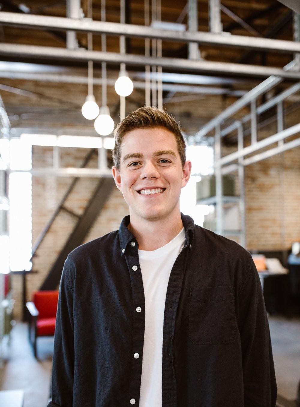 Tyler Keehr<br/>Marketing Strategist
