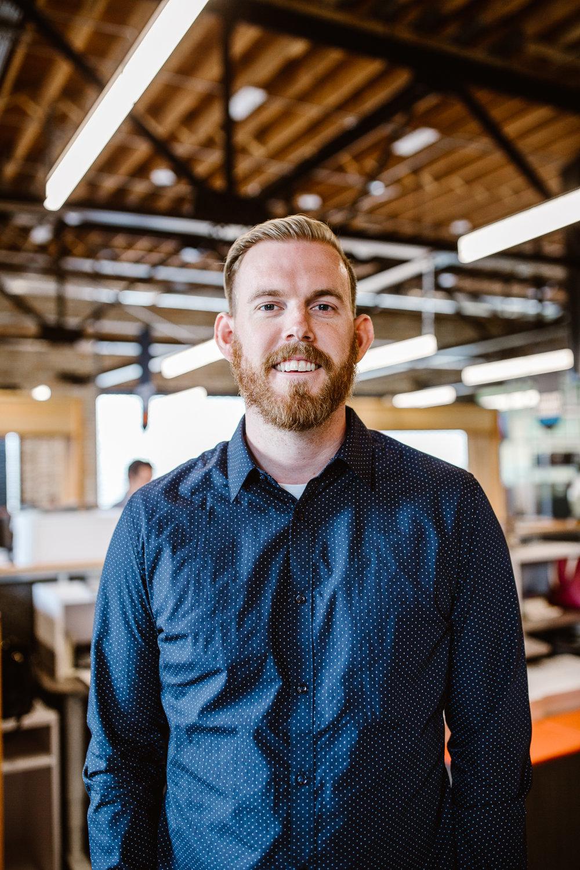 James Kiekhaefer<br/>Marketing Strategist