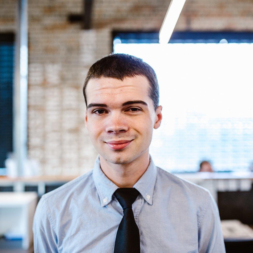 Josh Jaskulka<br/>Digital Media Associate