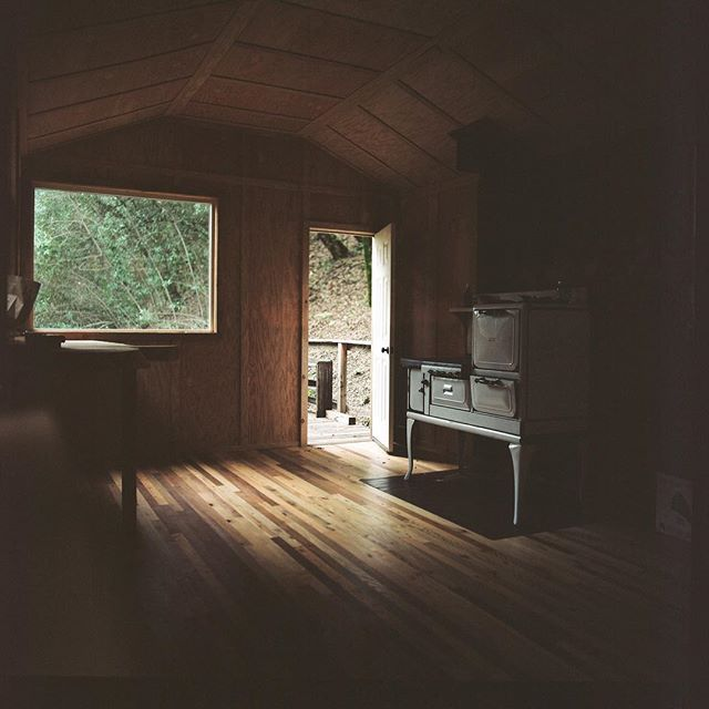 ..::Middle Butte Creek cabin I::..