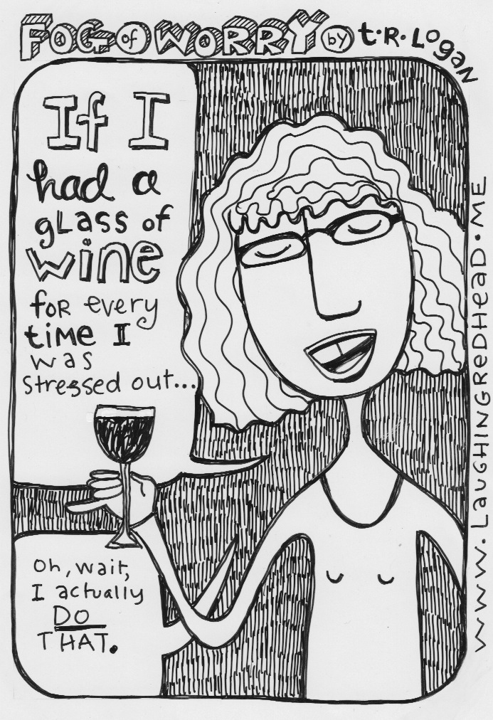 If I had a glass