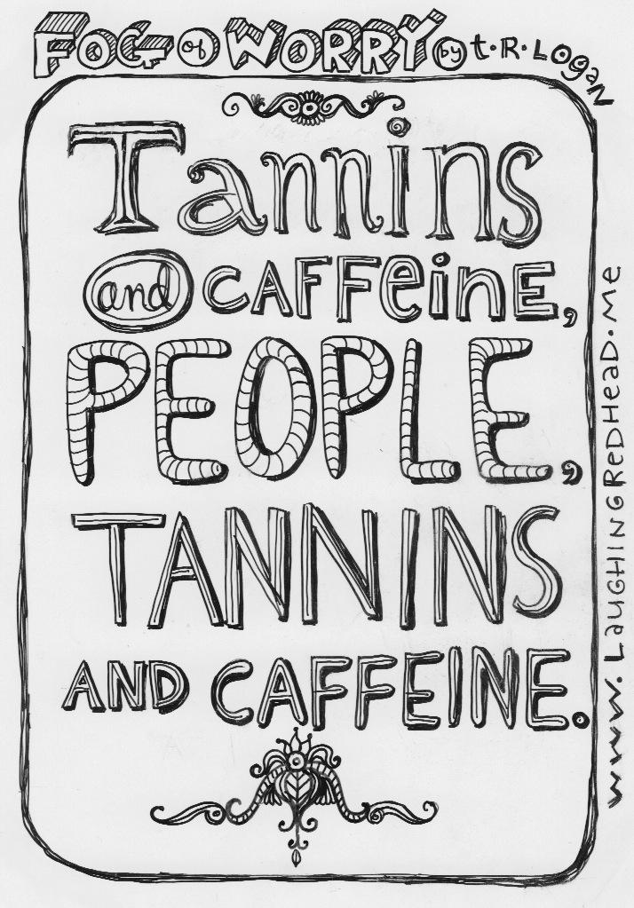 Tannins