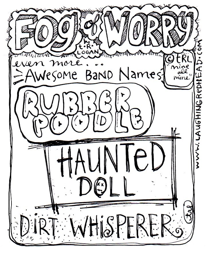 Band Names Rubber Poodle