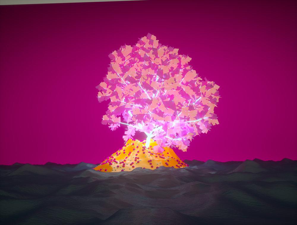 October 31 Neon Tree.jpg