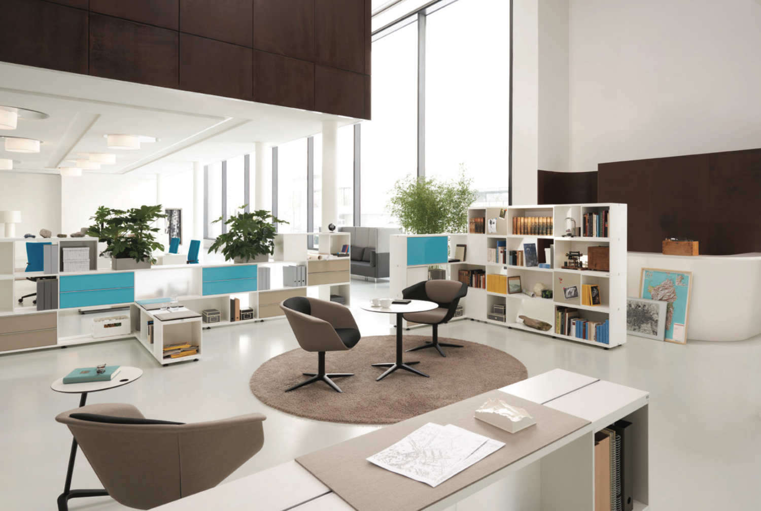 pre-owned & used office furniture - office works llc