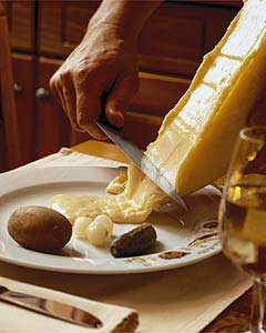 The raclette