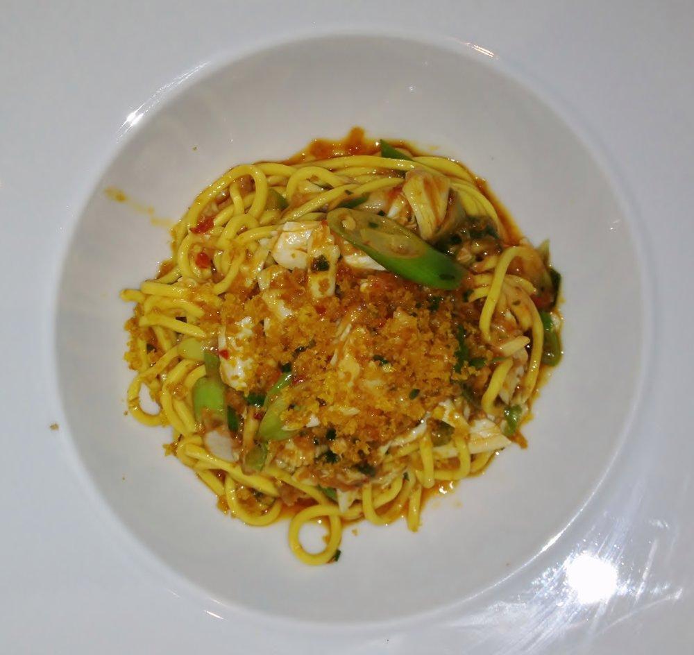 The spaghetti