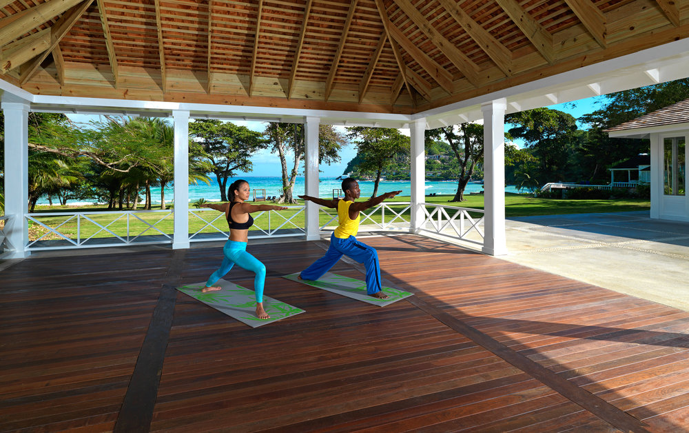 Round Hill Fitness Center, Jamaica