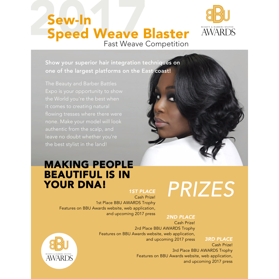Sew In Speed Weave Blaster Competition Pro Competition 2018 Bbu