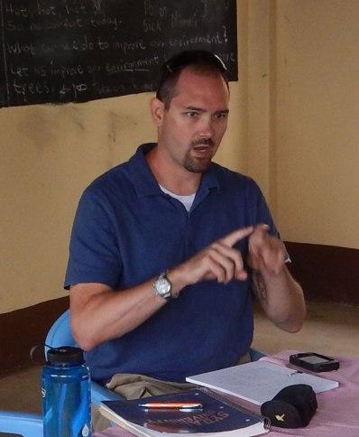 Dr. Brent Elder
