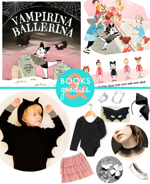 Book + Goodies Vampirina Ballerina