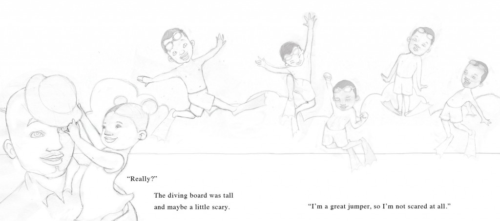 Jabari Jumps! Picture Book