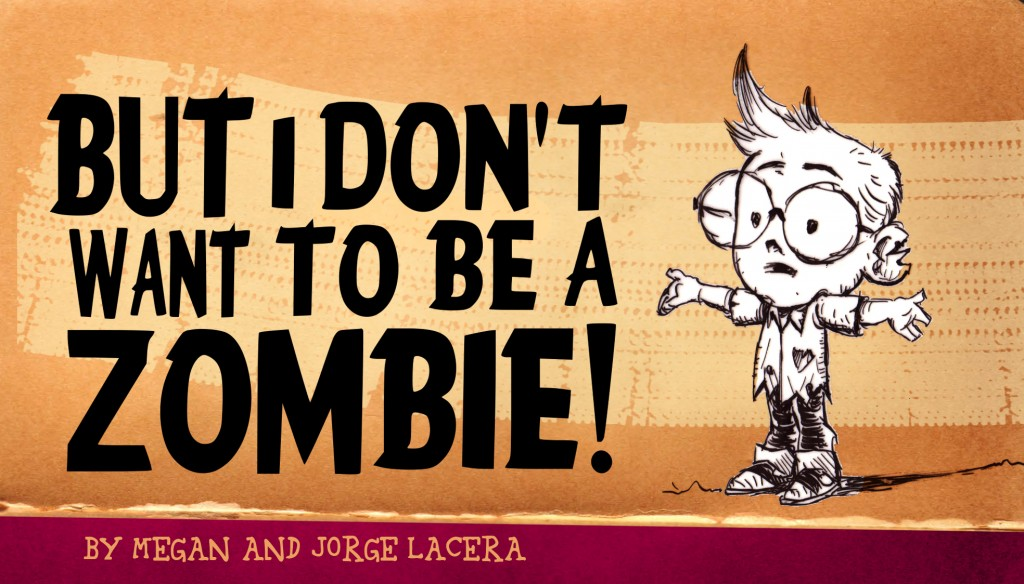 I don't want to be a zombie