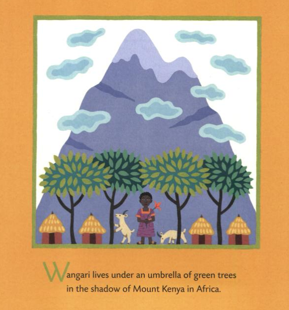 wangari Earth Day