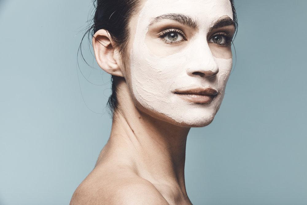 skin...