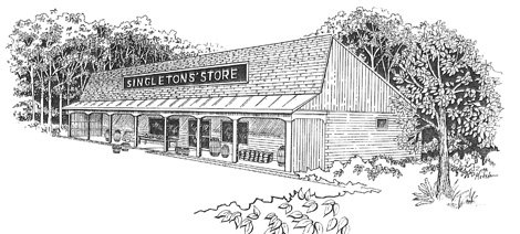 "<span class=""retailer-name"">Singleton's General Store</span><span class=""retailer-location"">Cavendish, VT</span>"