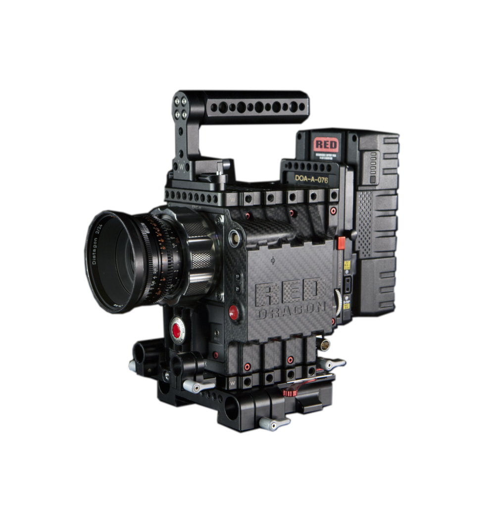 Rent Red Epic Carbon Dragon, Los Angeles