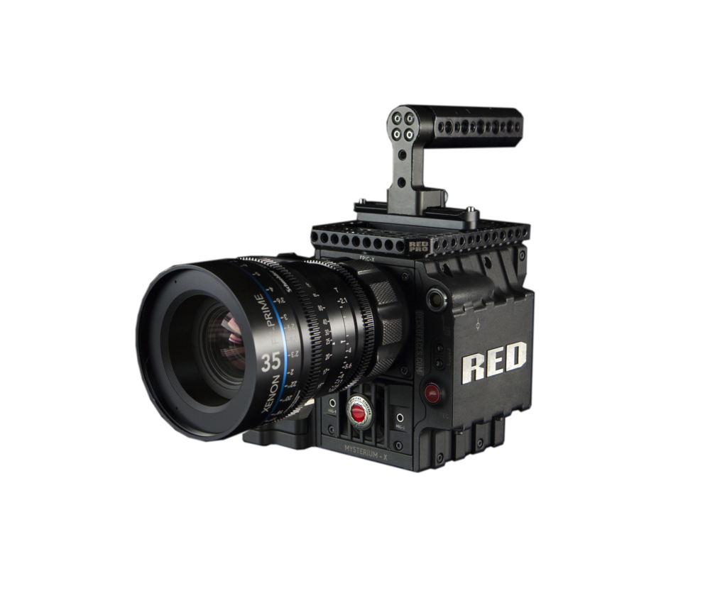 Rent Red Epic MX, Los Angeles