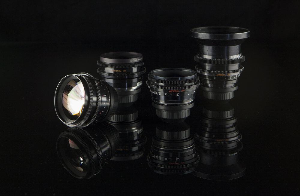 Rent Canon K35 Lenses Los Angeles