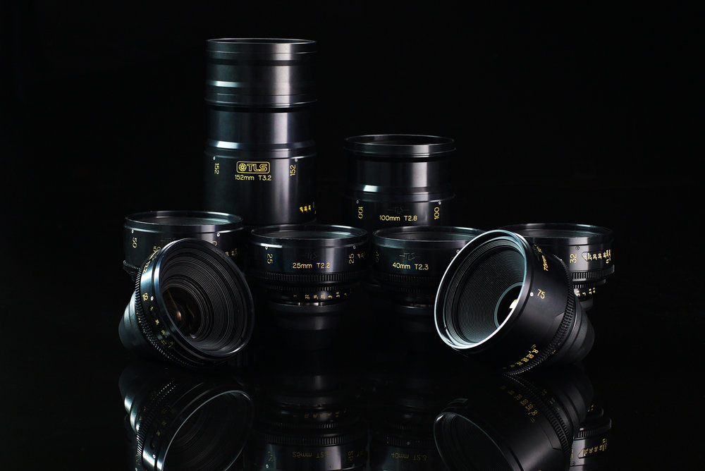 Rent Cooke Speed Panchro TLS Lenses Los Angeles