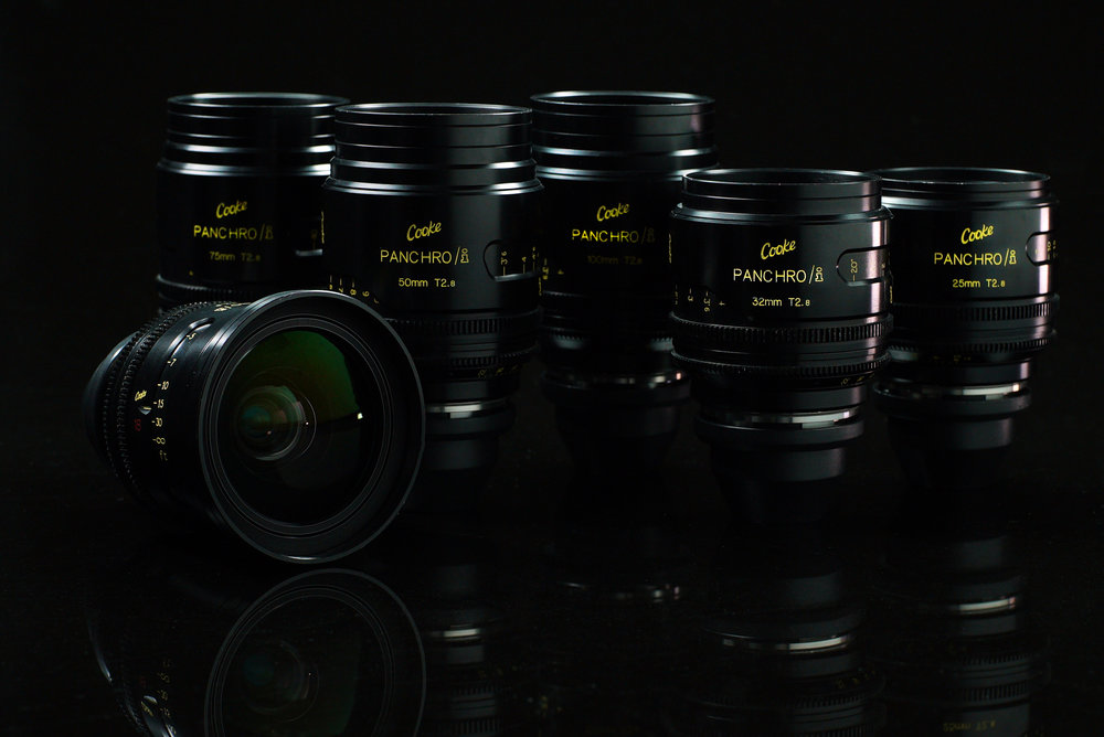 Rent Cooke Panchro/i Classic Lenses Los Angeles