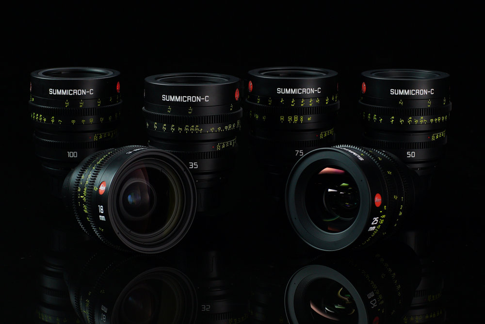 Rent Leica Summicron-C Lenses Los Angeles