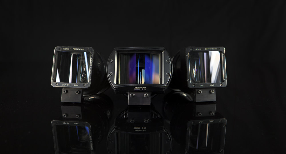 Rent Lomo Anamorphic Square Front Lenses Los Angeles