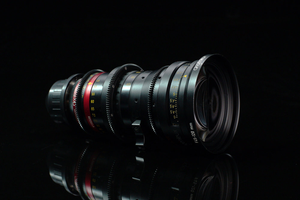 Rent Angenieux Optimo 45-120mm Zoom Los Angeles