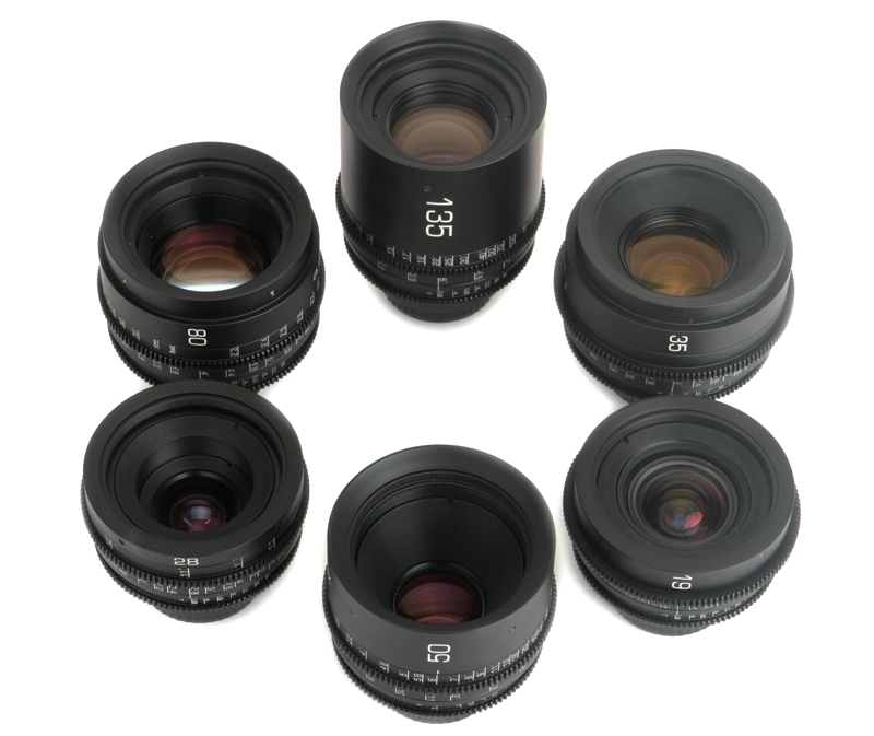 Rent Leica R Rehoused Lenses Los Angeles