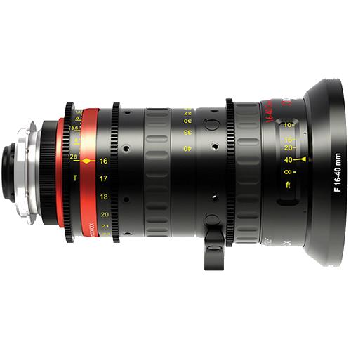 Rent Angenieux Optimo Style EZ-2 15-40mm Zoom Lens Los Angeles