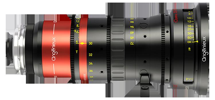 Rent Angenieux Optimo Anamorphic 30-72mm Zoom Lens Los Angeles