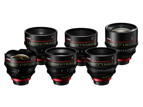 Rent Canon FD Cinevised Prime Lenses Los Angeles