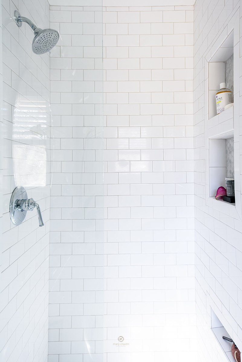 Master Bath by R. Fogarty Design & Tennessee Restoration — Custom ...