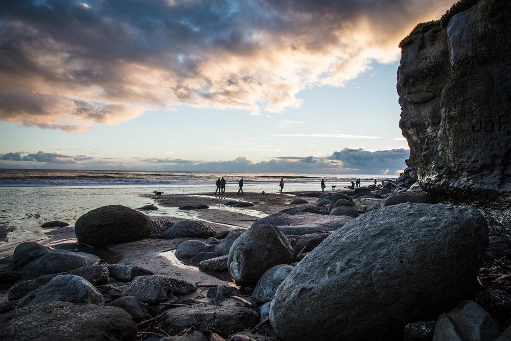 Dog Beach Sunset